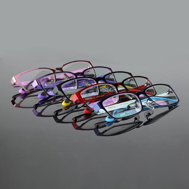 Armação de óculos Da Moda Temperamento Senhora de Metal Full Frame óculos Para Presbiopia Astigmatismo Miopia Moldura Danyang Óculos XS 632