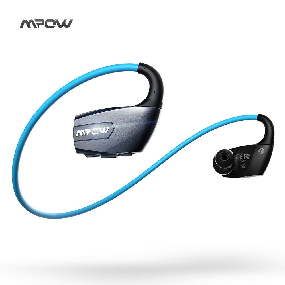 bilder für Mpow Antilopen Drahtlose Bluetooth Kopfhörer Rauschunterdrückung Stereo headset Ohrhörer cool runner vergleichen zu Mpow cheetah
