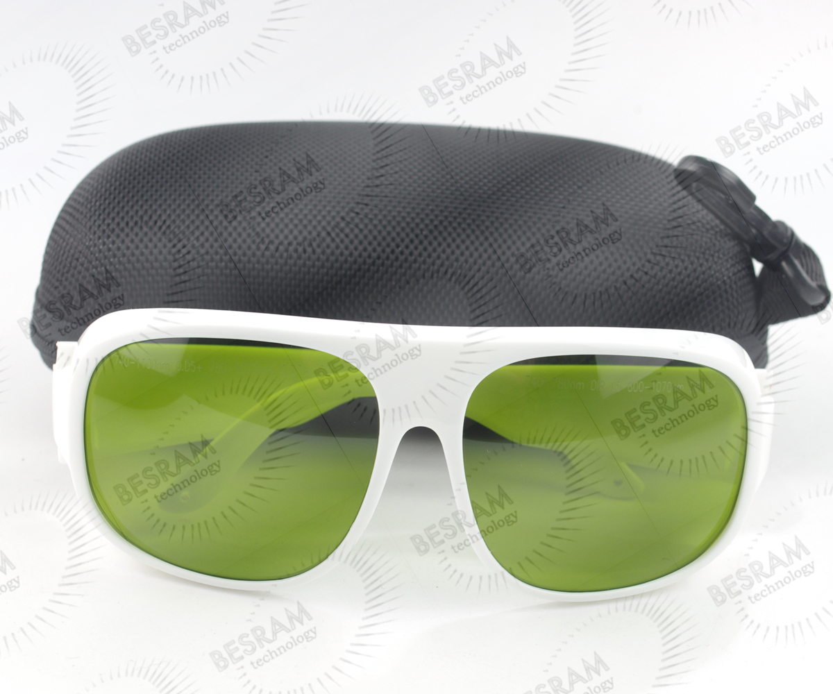 LP-ADY-52 740nm-1100nm OD5+ 780nm1070nm OD7+ Laser Protective Goggles Safety Glasses 52# 800nm 1700nm od4 900nm1100nm od5 laser protective goggles safety glasses 52