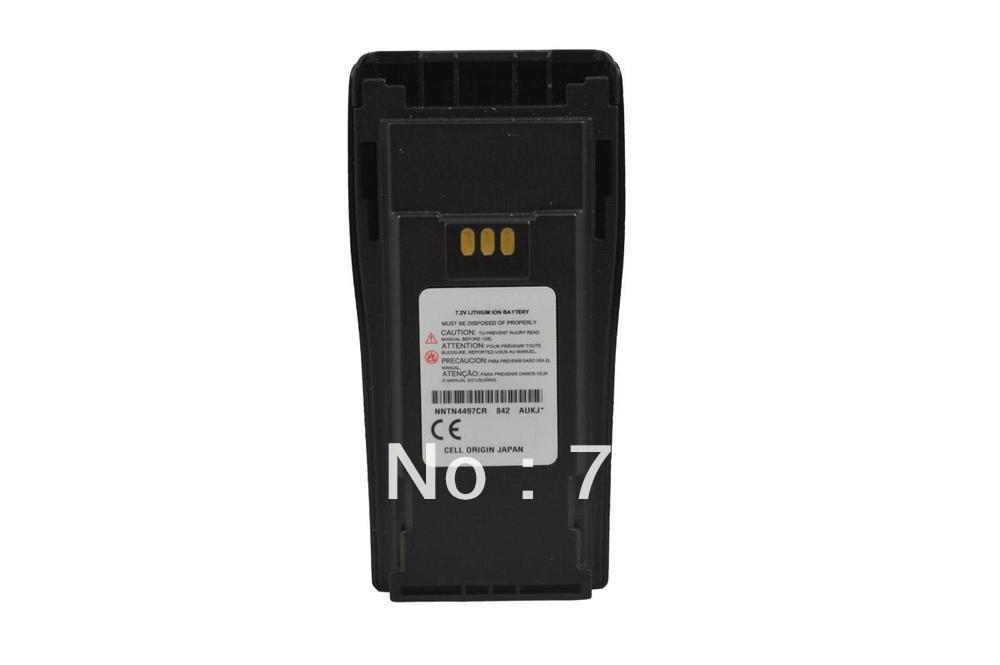Brand New Original NNTN4497CR 7.2 V AGLI IONI di Litio 2250 mAh per Motorola CP150/CP200/CP250/CP140/CP160/CP180/PR400/EP450Brand New Original NNTN4497CR 7.2 V AGLI IONI di Litio 2250 mAh per Motorola CP150/CP200/CP250/CP140/CP160/CP180/PR400/EP450