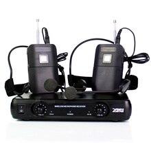 ME3 головной беспроводной микрофон гарнитура головка микрофона микрофон караоке микрофон Двухканальный беспроводной приемник BLX1 поясной передатчик