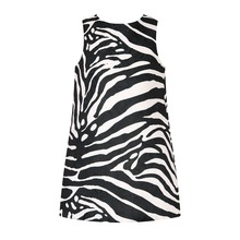 Girls Dress Zebra Pattern Kids Dresses for Girls Robe Fille Princess Dress Baby Girl Clothes Vestidos Children Autumn Dress
