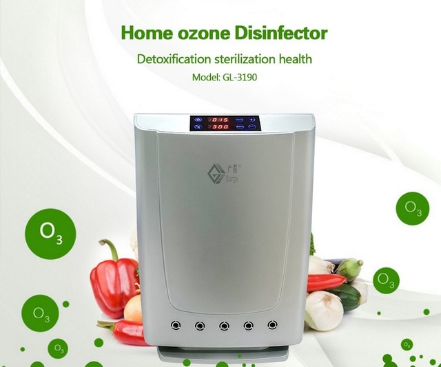 Air Purifier Gl 3190 For Home Office Purification With Ionizer