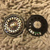 Awesome Sound DIY 53mm Speaker 60 Ohm Steel Cover Disassembled Unit From Headphones