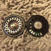 Impressionante suono DIY 53mm Altoparlante da 60 Ohm copertura in acciaio smontato unità dalle cuffie