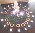 300 мм высокой мощности беспроводной модуль питания получает беспроводной зарядки модуля беспроводной передачи