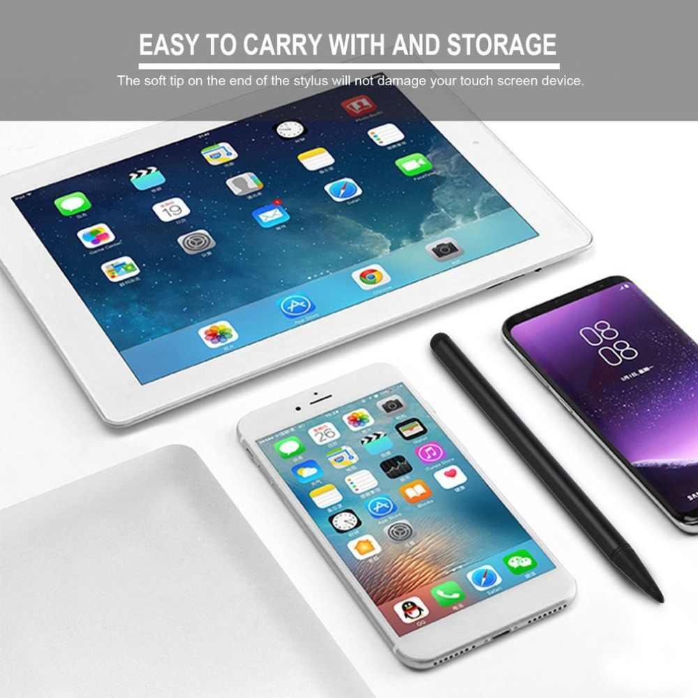 1PC Resistif Tip Keras Pena Stylus untuk Ketahanan Layar Sentuh Pemain Game untuk Universal Ponsel Cerdas Tablet