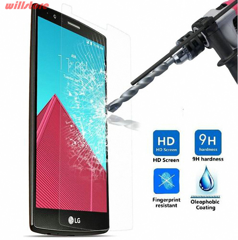 Película de vidrio protector de pantalla de vidrio templado 9H para - Accesorios y repuestos para celulares