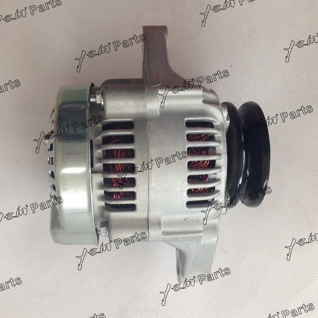 US $159 0 |New Engine Part Alternator 12 Volt Part No  129620 77201 For  Yanmar 4TNE88 Engine-in Car Alternator from Automobiles & Motorcycles on