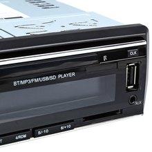 100% D'origine Autoradio Lecteur Stéréo Bluetooth Téléphone AUX-IN MP3 FM/USB/1 Din/Télécommande Iphone 12 v Voiture Audio Voiture Électronique