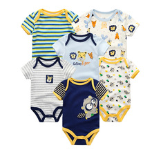 EGHUNOOY 2Pcs Newborn Baby Girls Clothes Cotton Long Sleeve