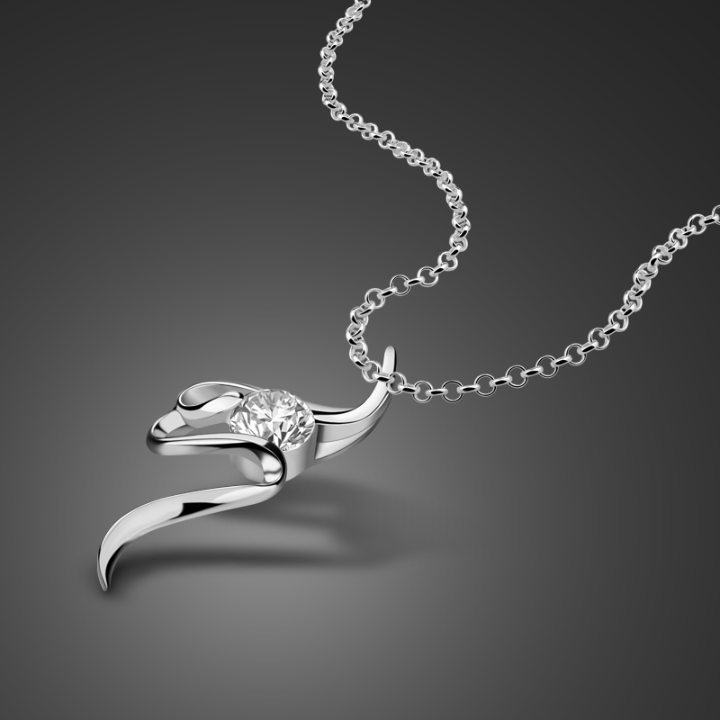 Chain Necklaces Mens Silver Necklace 925 Sterling Silver Necklace Punk Style Fashion Design 13.5mm51cm Size Solid Silver Necklace Charm Jewelry