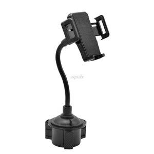 Image 4 - 3.5 6.7 インチ車のカップホルダーマウント携帯電話スタンド iphone サムスン華為 xiaomi zte android 携帯電話ドロップ船