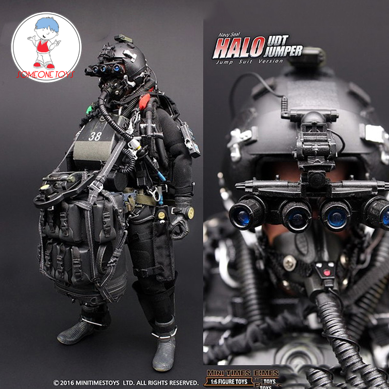 """1//6 Scale USMC Forg Combat Suit For 12/"""" Male Hot Toys Figure Body"""