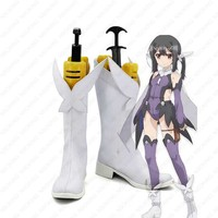 Fate Stay night Miyu Emiya Miyu Edelfelt Boots Cosplay Fate kaleid liner Anime Shoes