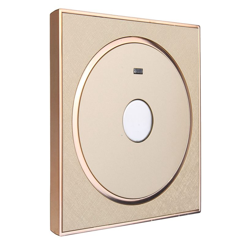 Type 86 Panel Touch Sensitive Wall Switch Light Lamp Round