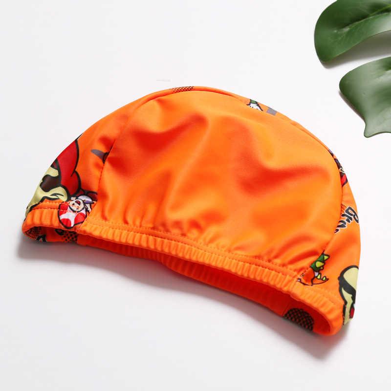 بدلة سباحة للأطفال مكونة من ثلاث قطع بدلة سباحة واقية من الطفح الجلدي بدلة سباحة للأطفال بدلة سباحة برتقالية جميلة بدلة سباحة للأطفال في الركبة