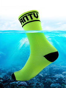ANTU Rayon Socks Bamboo Skiing Fishing Hiking Waterproof Sports Unisex TRAIL-DRY Breathable