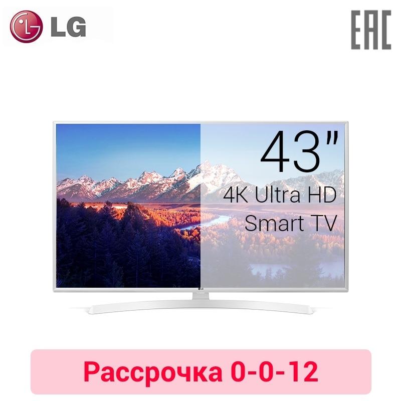 TV LED LG 43 43UK6390PLG 4K UHD SmartTV 4049inchTV 0-0-12