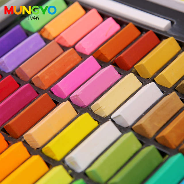 Online Shop Mungyo MPS Soft Pastels short color 24 32 48 64 colors ...