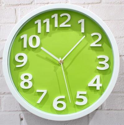 Creativas decoraciones para el hogar breve reloj de pared for Decoraciones para el hogar catalogo