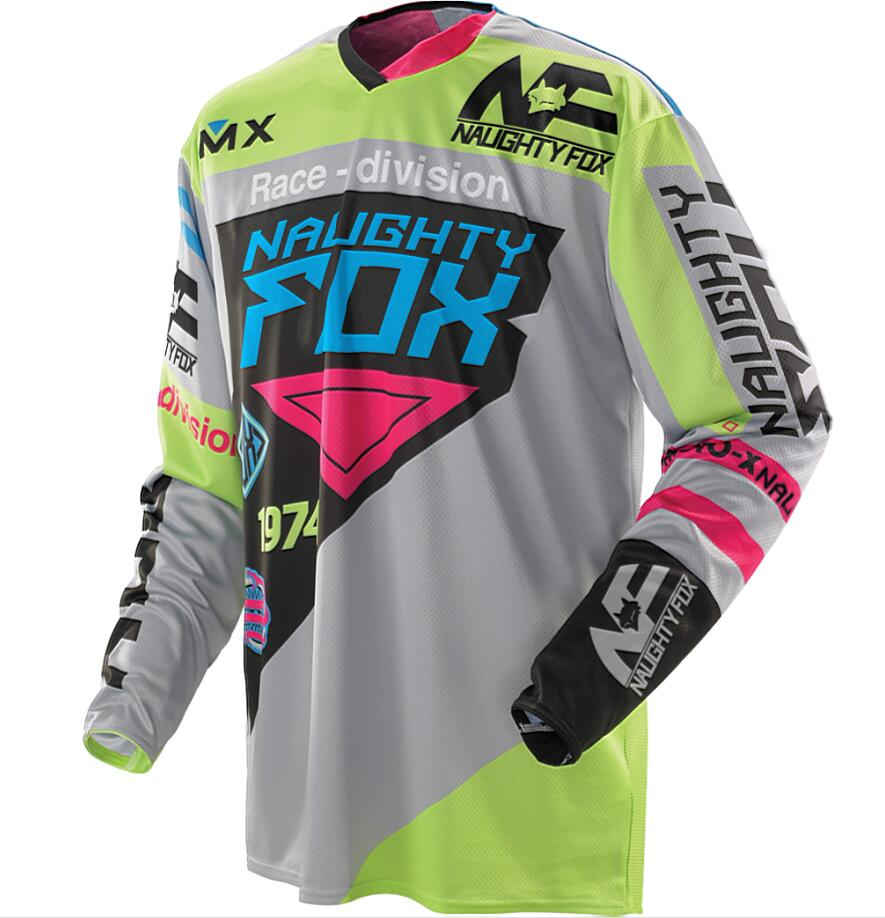 FOX Racing Men Riding Jersey T-shirts Motocross//MX//ATV//BMX//MTB Dirt Bike Adult