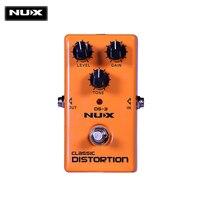 NUX DS 3 Amplifier Simulator Guitar Effect Pedal L True Bypass Sound Aluminum Alloy Housing Durable