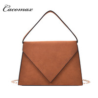 2017 Bag Female Summer New Matte Small Square Bag Simple Handbag Shoulder Bag Casual Fashion Messenger
