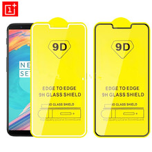 Oneplus 7 Pro Screen Protector HD tempered glass film high quality without white front film For Oneplus 7 pro 6 6T 5 5T 3 3T
