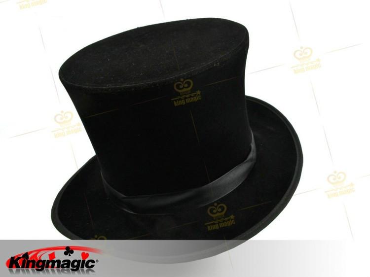 складные шляпа черный маг шляпа магия реквизит фокусы магии игрушки