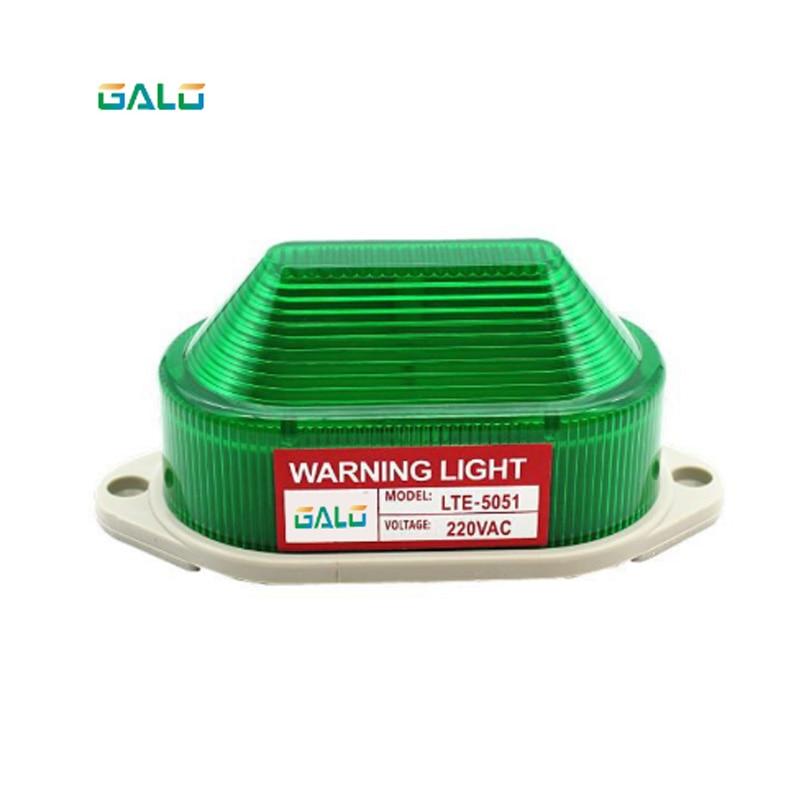 Buzzer indicator light strobe signal warning light lamp small flashing light sound security alarm 12V 24V 220V LED in Alarm Lamp from Security Protection