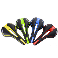 Road MTB Cycling Saddle Comfortable Silicone Gel Mountain Bike Seat Shockproof Breathable Bicycle Saddle MTB Seat