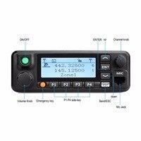 band uhf vhf Retevis RT90 DMR דיגיטלי נייד רדיו GPS VHF UHF משדר Dual Band 50W נייד לרכב שני הדרך תחנת רדיו עם תוכנית טלוויזיה (2)