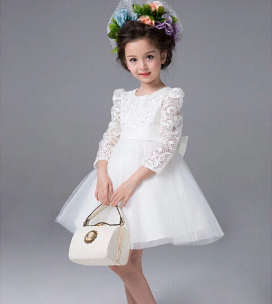 Compare Prices on Baby Girl White Dresses for Weddings- Online ...