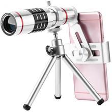 18x Telescope Camera Zoom Optical Cellphone Telephoto Lens S