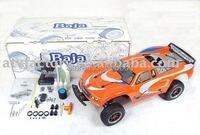 26cc Baja 5 т (rc грузовик) с 2.4 г Гц ЖК дисплей передатчик