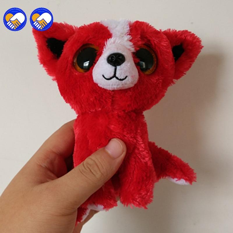 Игрушка мечта Ty Beanie Boo табита-Полосатый кот (средний) 6 Большой Средства ухода для век плюшевые игрушки куклы фиолетовый панда подарок для ма...