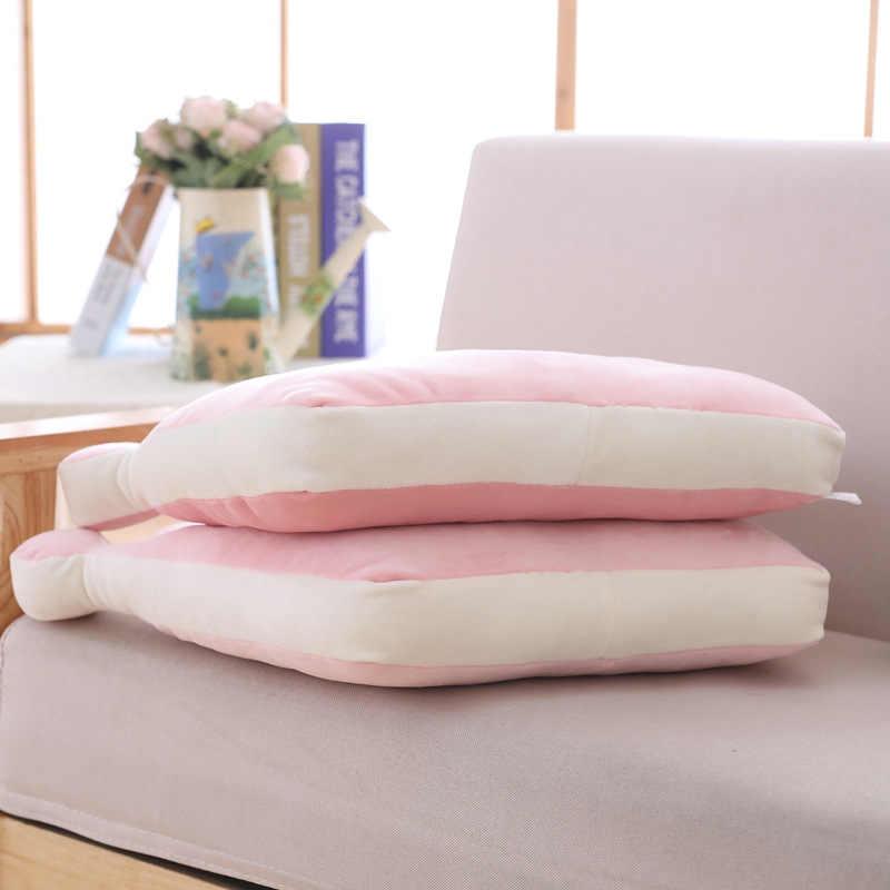 Baby Nette Crown form Kissen kissen Baumwolle Mode Kinder Troddler Kreative Dekoration Plus Infant Bettwäsche Kissen