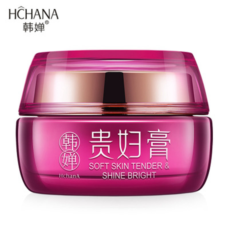 2018 Han Yong Rou Yan Yan Gui Fu cream moisturizing beauty muscle moisturizing light clear lady cream ...