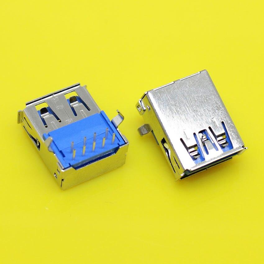 US-049 USB 3.0 3 USB Jack connector Port Socket Buchse einbaubuchse FOR DELL PC Laptop