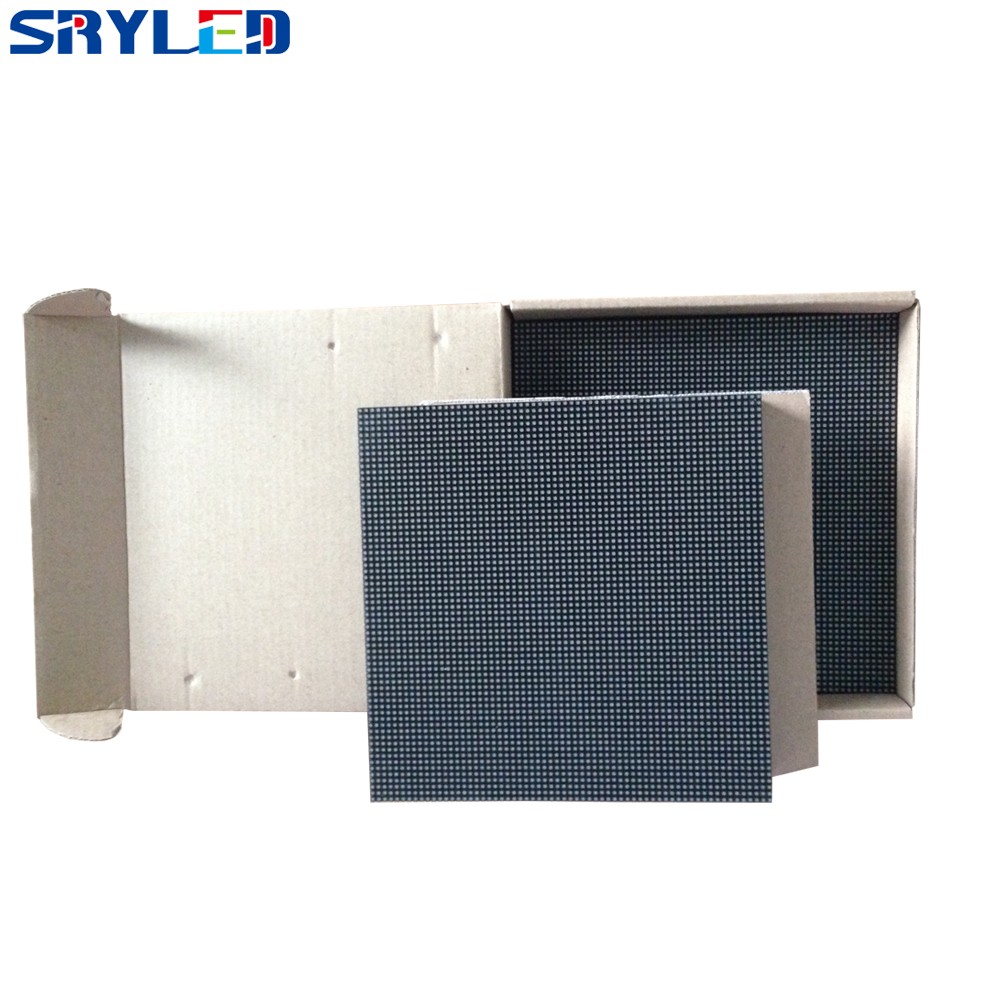 2pcs/lot 64x64 Indoor RGB 3in1 Small Pixel Pitch HD P2.5 Full Color 160mm X 160mm LED Module