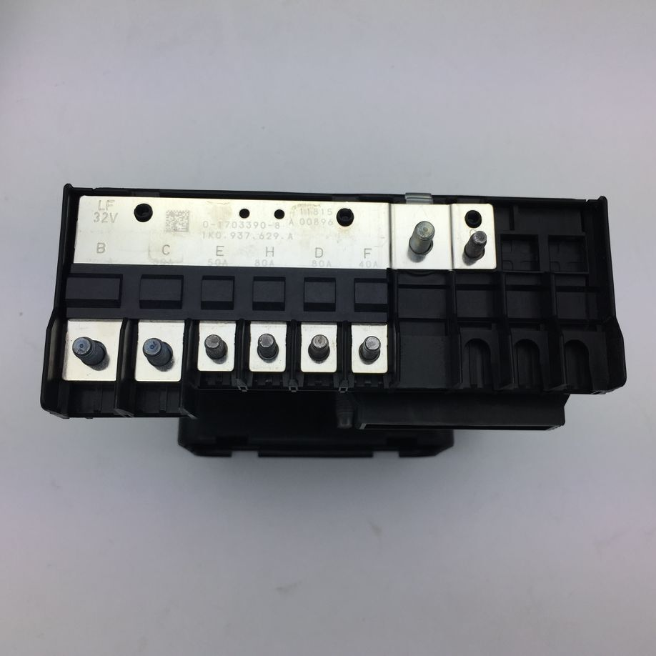 For Vw Golf Mk6 Tiguan Touran Skoda Octavia Superb Yeti Audi A3 Q3 Fuse Box In Relay Board 1k0 937 125 D Fuses From Automobiles Motorcycles On