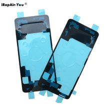 2 STUKS Back Cover Behuizing Sticker Adhesive Voor Samsung Galaxy A30 A50 A7 2018 S10 S9 S8 S7 S6 Rand plus Note 9 8 Plakband(China)