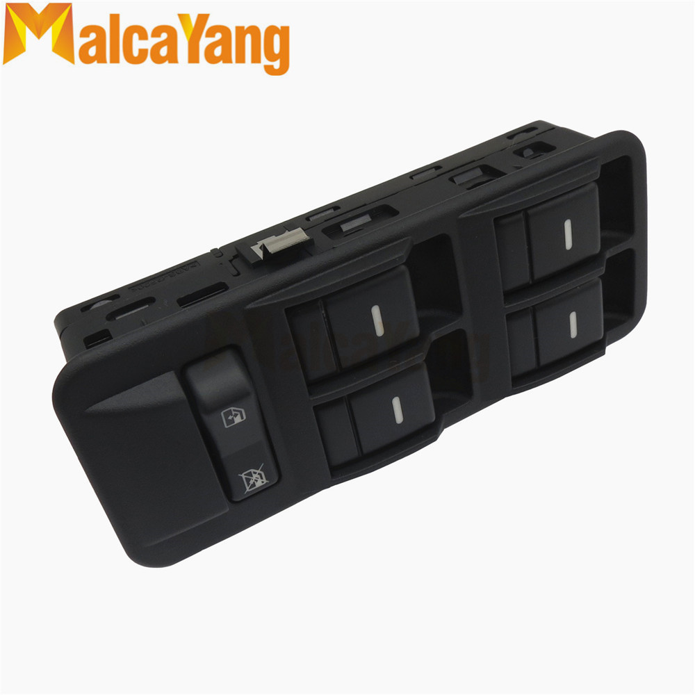 Electric Power Window Control Switch ABS For Land Rover Range Rover Sport 2006 2007 LR3 2005