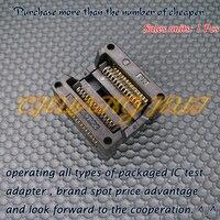 OTS-28-1.27-04 SOP28/SOIC28 IC Test Socket / Programmer Adapter / Burn-in Socket 1.27mm Pitch(300mil)
