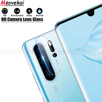 2.5D Back Camera Lens Tempered Glass For Huawei P30 Pro P30 Lite Nova 4e 3E P20 Pro P20 Lite Screen Protector Protective Film image