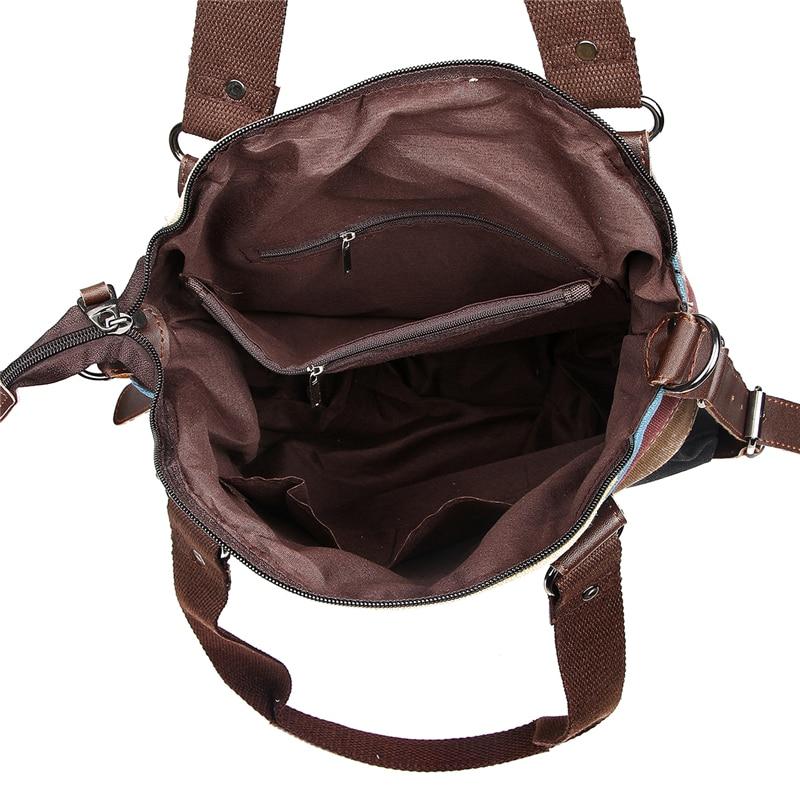Hot  Canvas Handbags Super Patchwork Women Shoulder Bags Shopping Bag Casual Patchwork k2 Totes Small Size Handbag