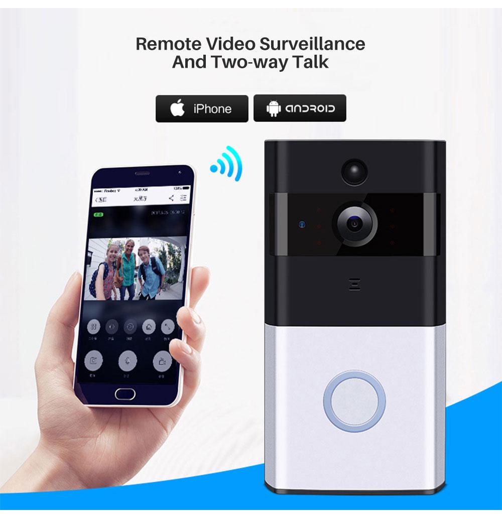 Smart Video Doorbell Camera (7)