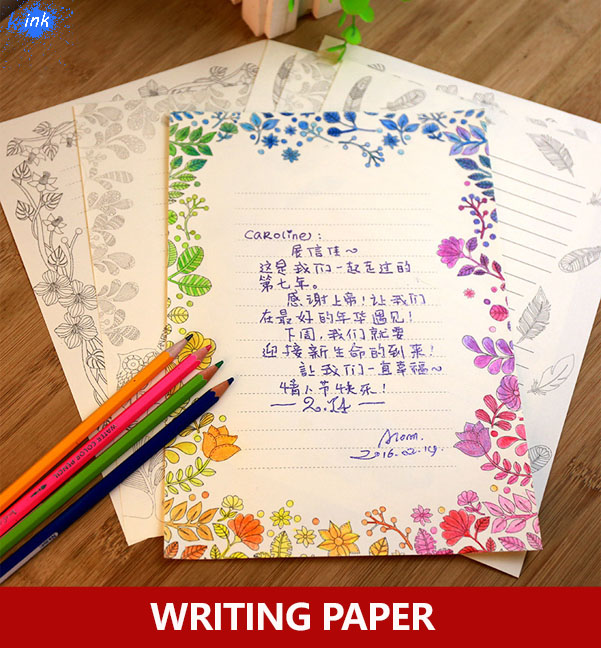 Creative writing letters