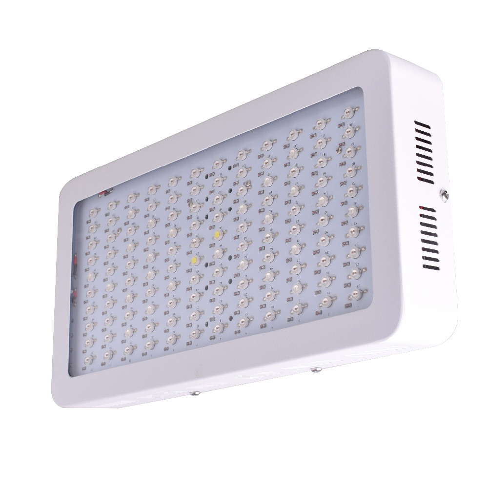 High Par Grow Lights 1200W Led Grow Light Full Spectrum Panel Lamp 120x10W Led Chip for Indoor Plants Veg and Flowering Blooming 300w full spectrum led grow panel lamp led grow light 110v 220v for indoor green house grow hydroponic veg tent plants lights